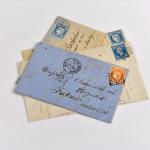 「横書き」封筒で切手を貼る正しい位置はどこ?複数・間違えた時の対処法