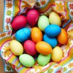 イースターエッグの簡単な作り方とは?カラフルな色や模様の意味