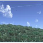 飛行機雲のスピリチュアルな意味とは?雨の理由は?