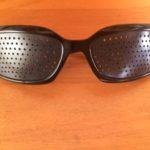 ピンホールメガネの効果ってどうなの?視力回復を促す使い方を検証!