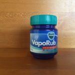 ヴィックスヴェポラップで一気に咳や鼻づまりが止まる?足裏に塗ると効果的?