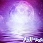 浄化・金運アップ・恋愛(復縁)に良い!満月の壁紙の効果とお勧め画像